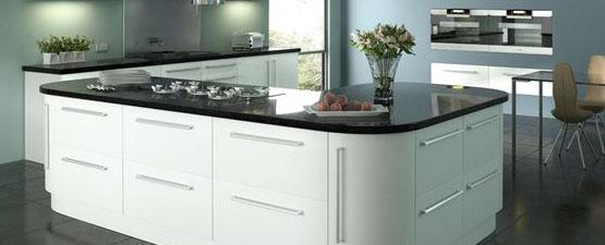 Black Gloss Worktops Cheap High Gloss Black Kitchen Worktops