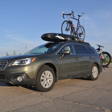 The Low Rider: Our Subaru Outback