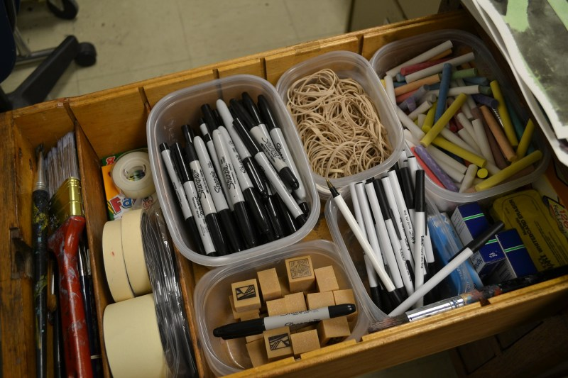 Make your junk drawer look like this!