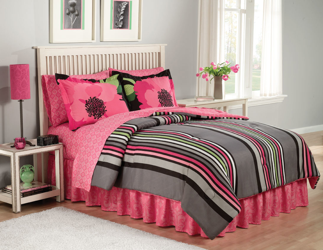 Black and pink bed sheets -  Black And Pink Bedspreads 32 Free Wallpaper Download