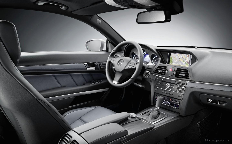 Ford Gt Car Wallpaper Hd 2010 Mercedes Benz E Class Coupe Interior Wallpaper Hd
