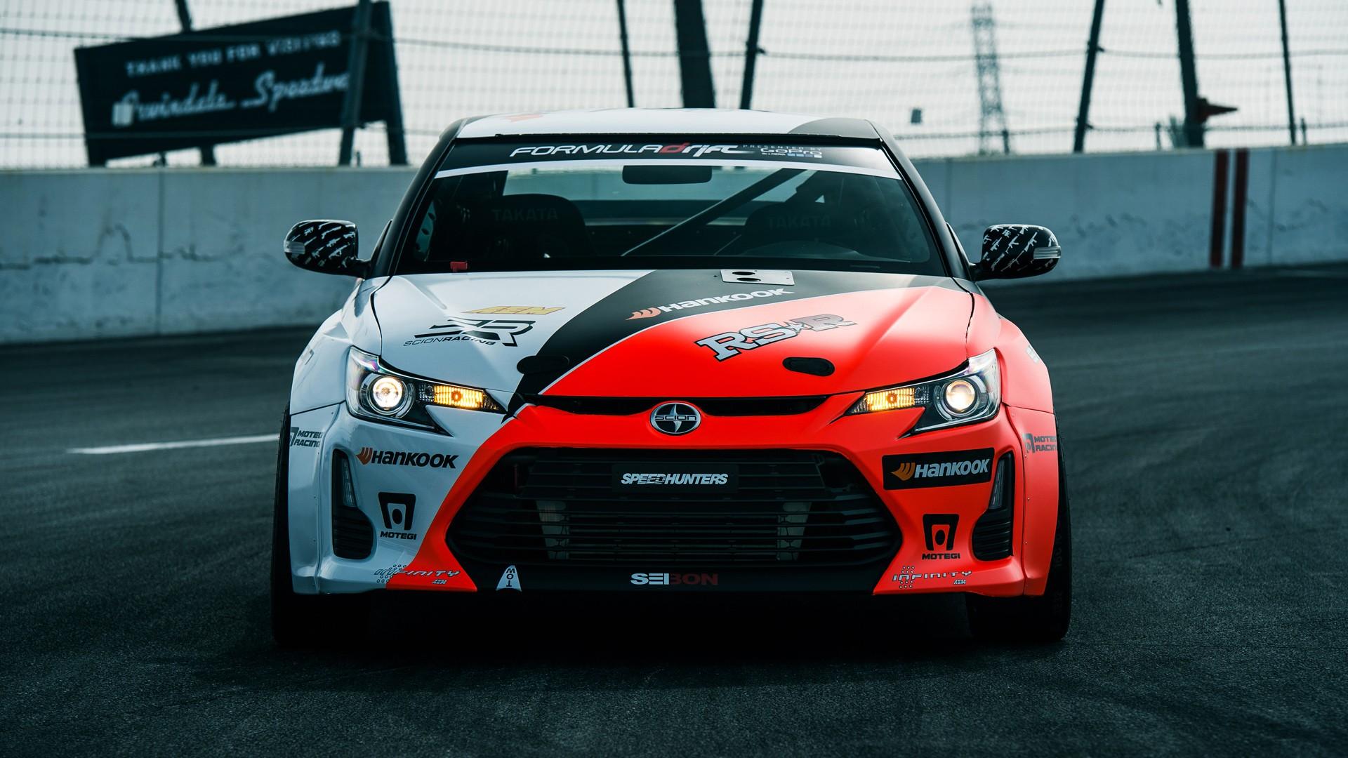 Widebody Drift Car Wallpaper 2013 Formula D Scion Tc Wallpaper Hd Car Wallpapers Id