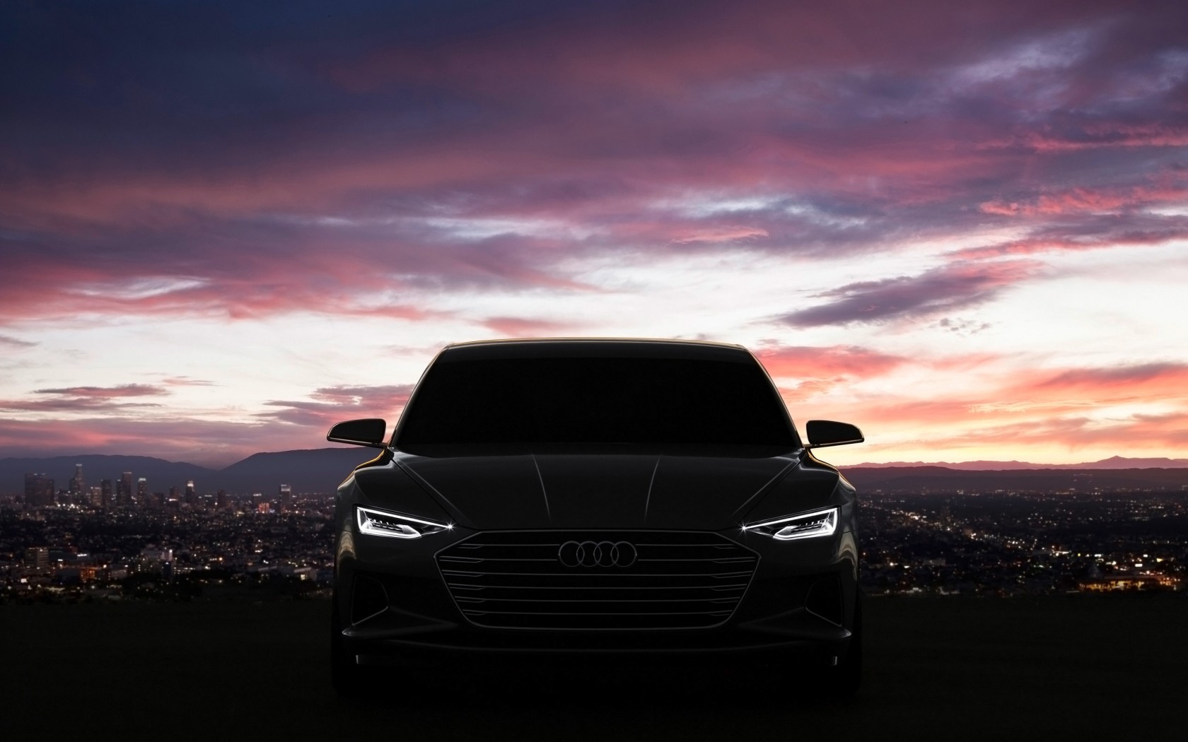 Hd Car Wallpapers For Android Tablets 2014 Audi Prologue Concept Wallpaper Hd Car Wallpapers