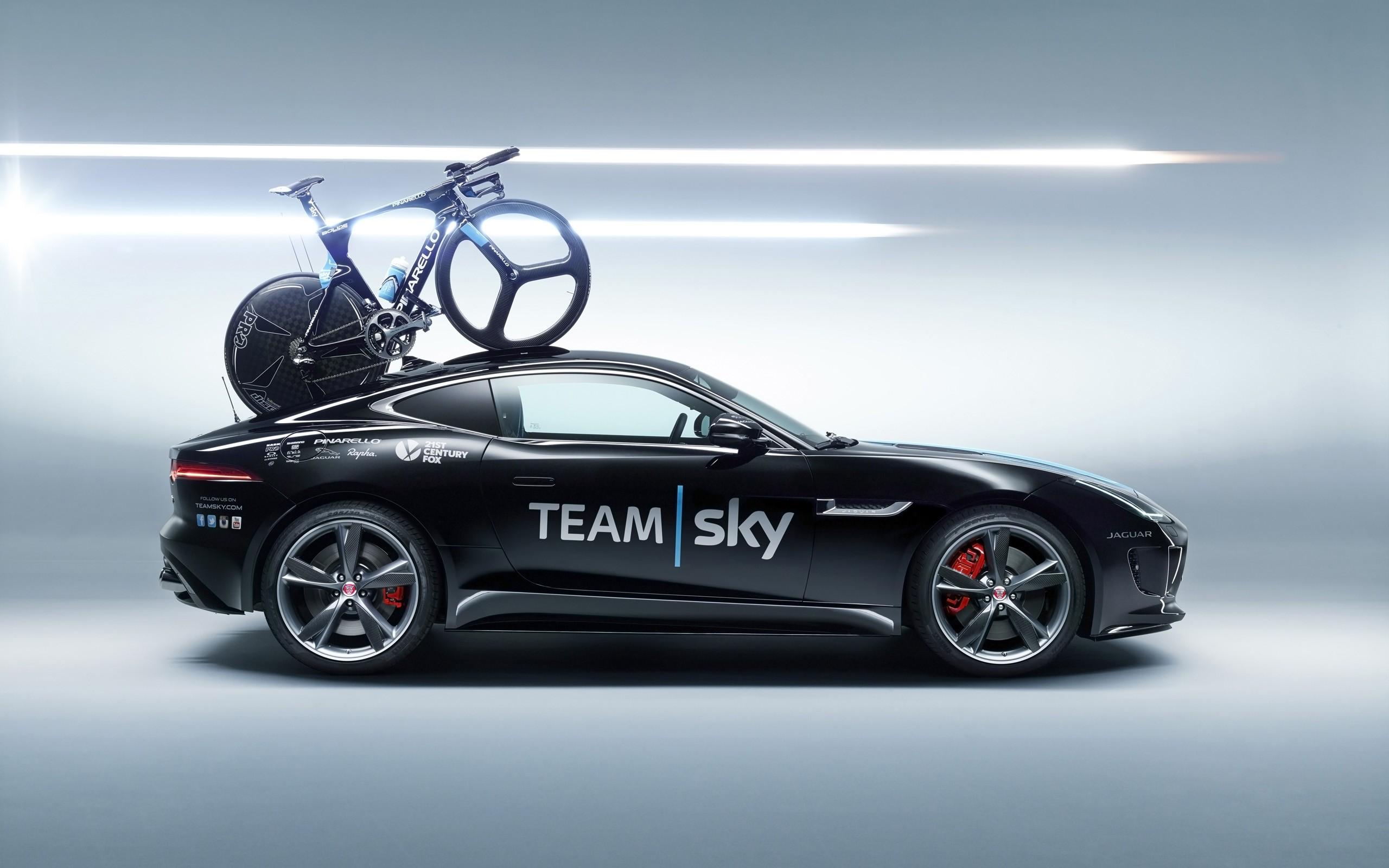 Bmw Iphone X Wallpaper 2014 Jaguar F Type Coupe Tour De France 2 Wallpaper Hd
