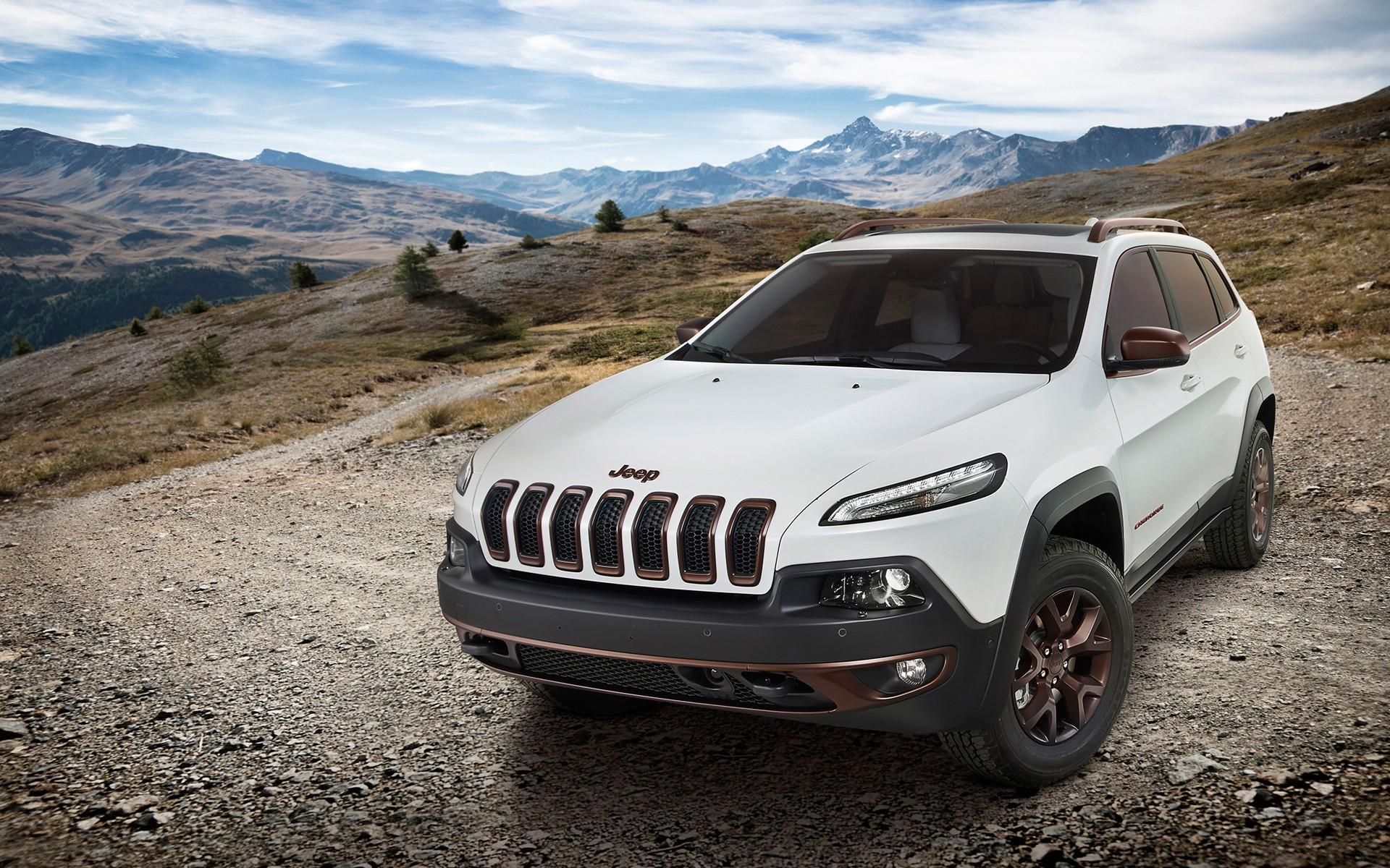 Latest Car Wallpaper 2014 2014 Jeep Cherokee Sageland Concept 2 Wallpaper Hd Car