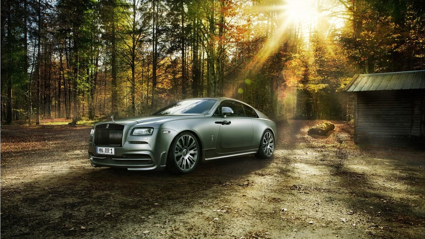Latest Car Wallpaper 2014 2014 Spofec Rolls Royce Wraith 2 Wallpaper Hd Car