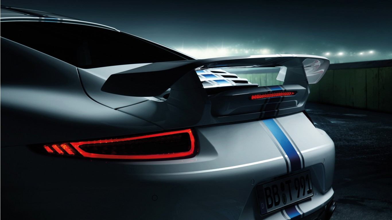 Hd Wallpapers 1080p Widescreen Cars Free Download 2014 Techart Porsche 911 Turbo 2 Wallpaper Hd Car