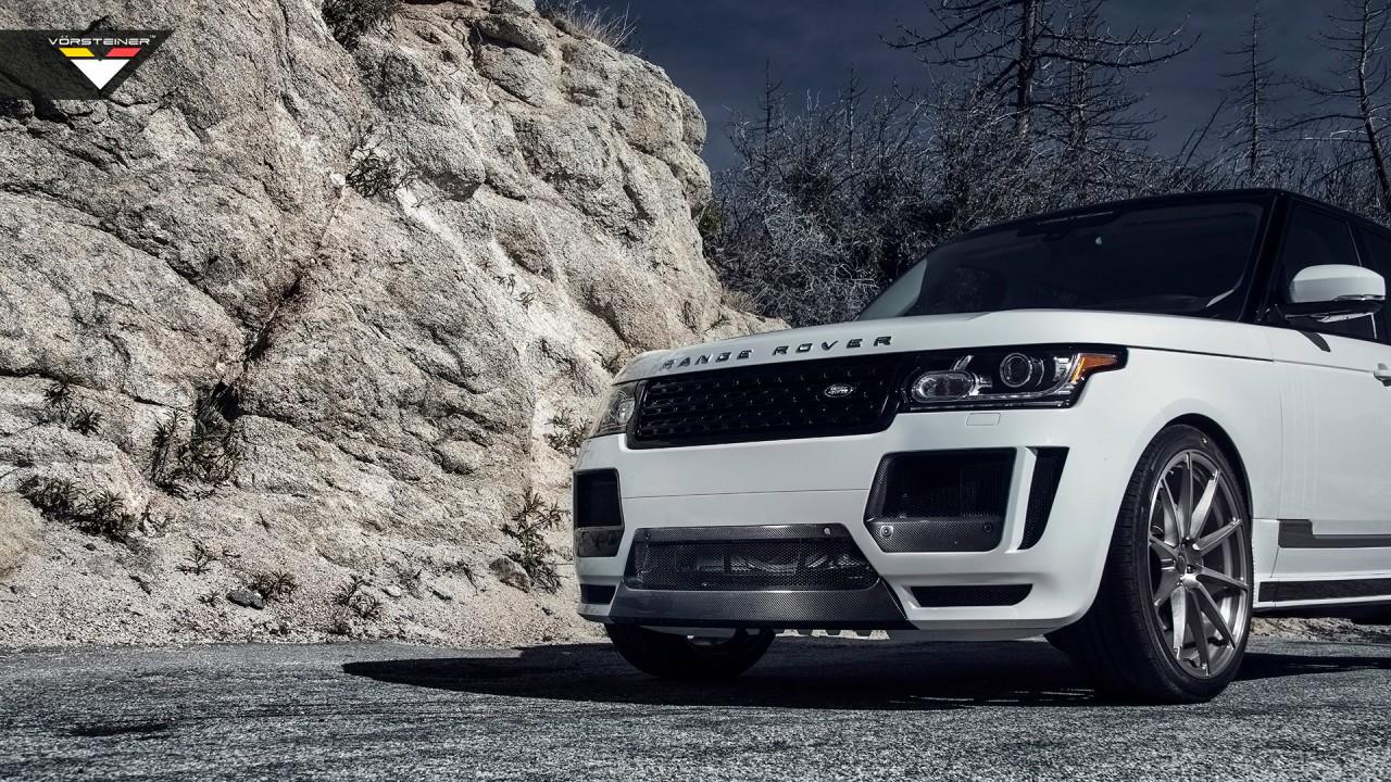 Hd Wallpapers Of New Audi Cars 2014 Vorsteiner Range Rover Veritas Wallpaper Hd Car