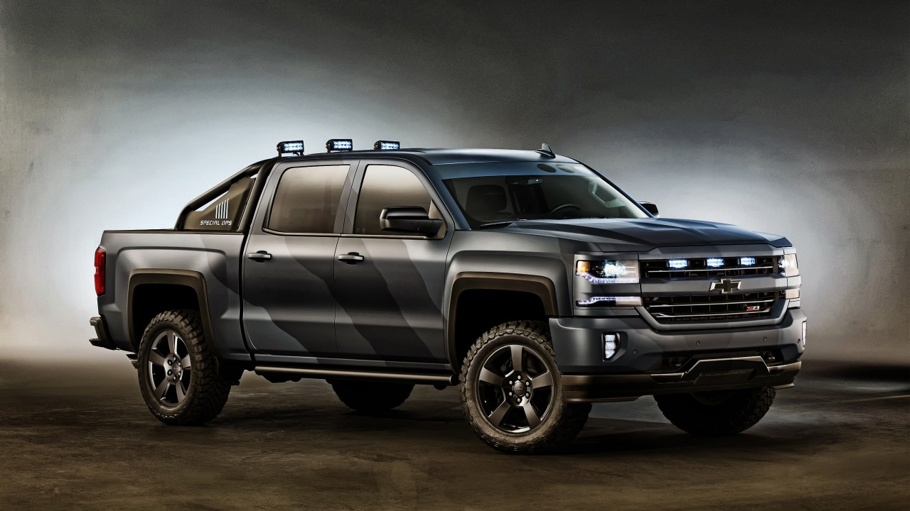 Future Car Wallpaper Hd For Desktop 2015 Chevrolet Silverado Concept Wallpaper Hd Car