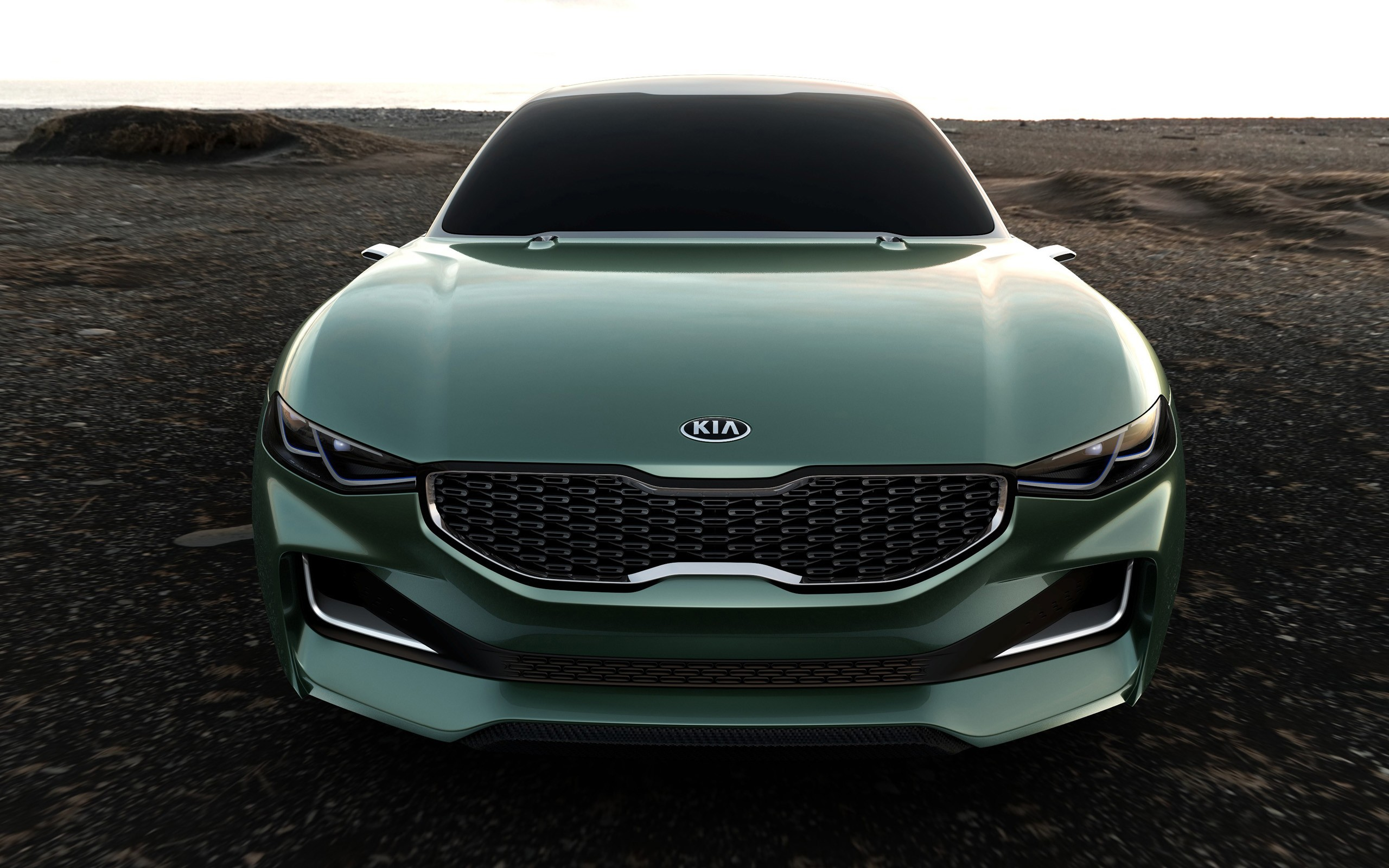 High Resolution Desktop Wallpapers Cars 2015 Kia Novo Concept Wallpaper Hd Car Wallpapers Id 5269