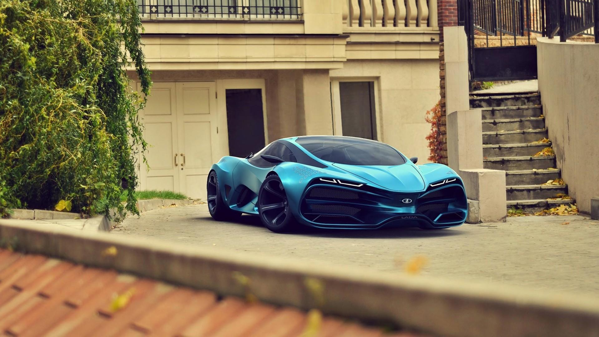 Bmw Hd Wallpapers 1080p Download 2015 Lada Raven Supercar Concept 3 Wallpaper Hd Car