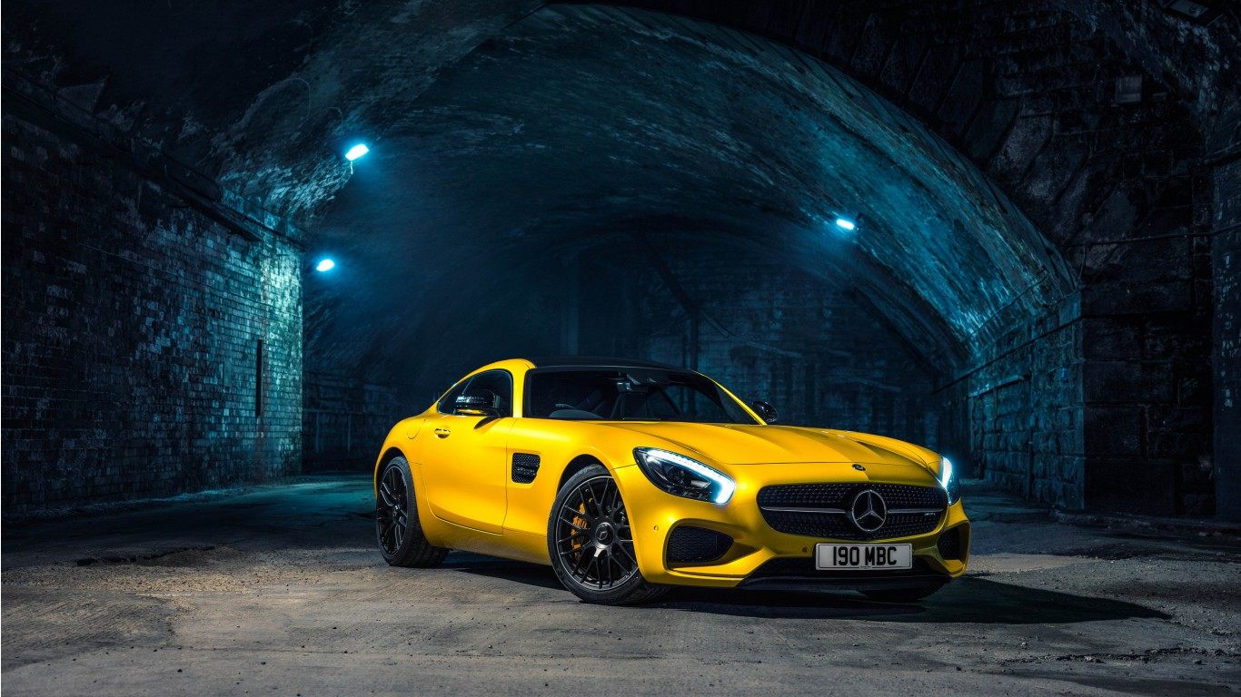 Suv Wallpapers Hd 2015 Mercedes Amg Gt S Wallpaper Hd Car Wallpapers Id