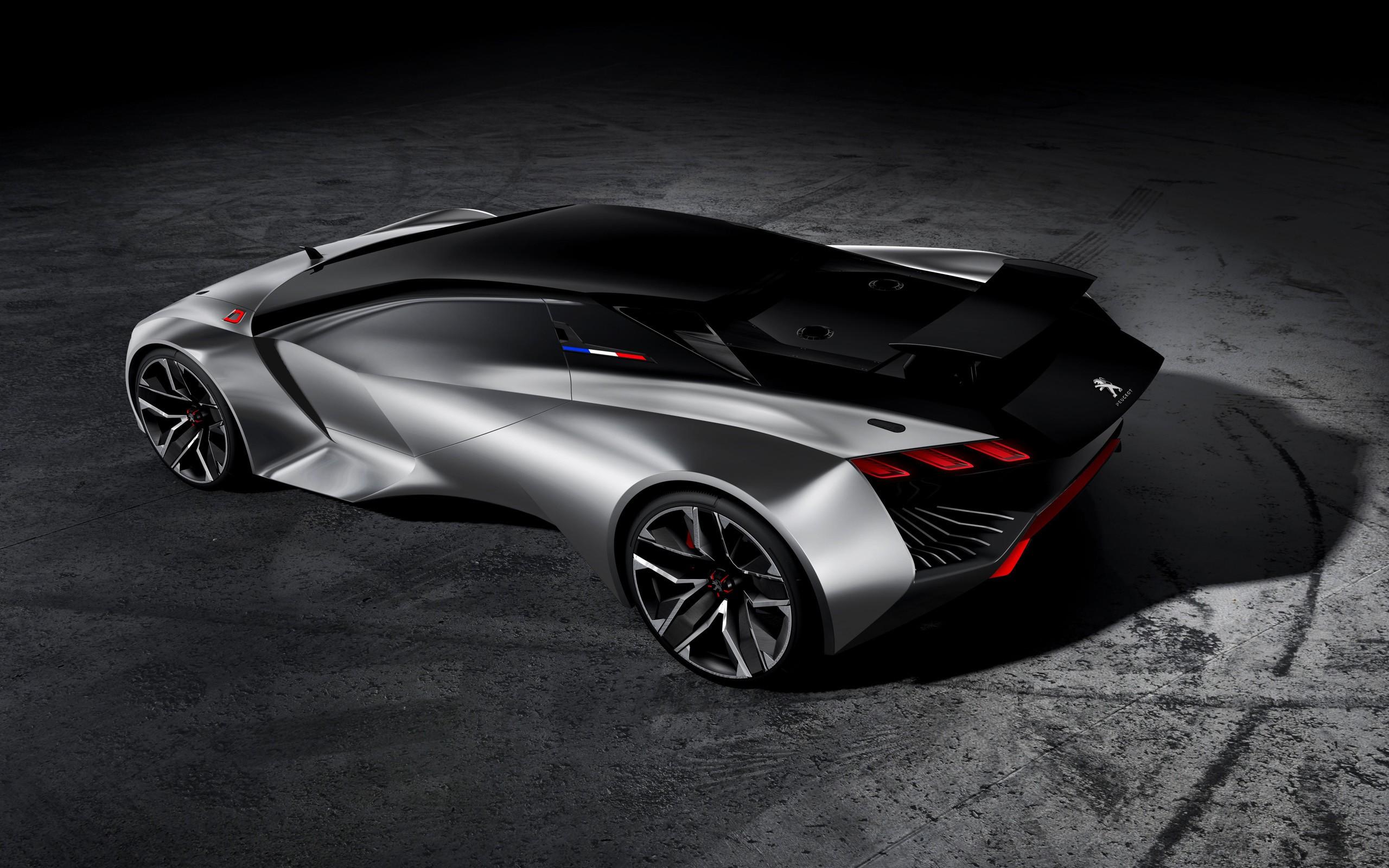 Lamborghini Cars Wallpapers 3d 2015 Peugeot Vision Gran Turismo 4 Wallpaper Hd Car