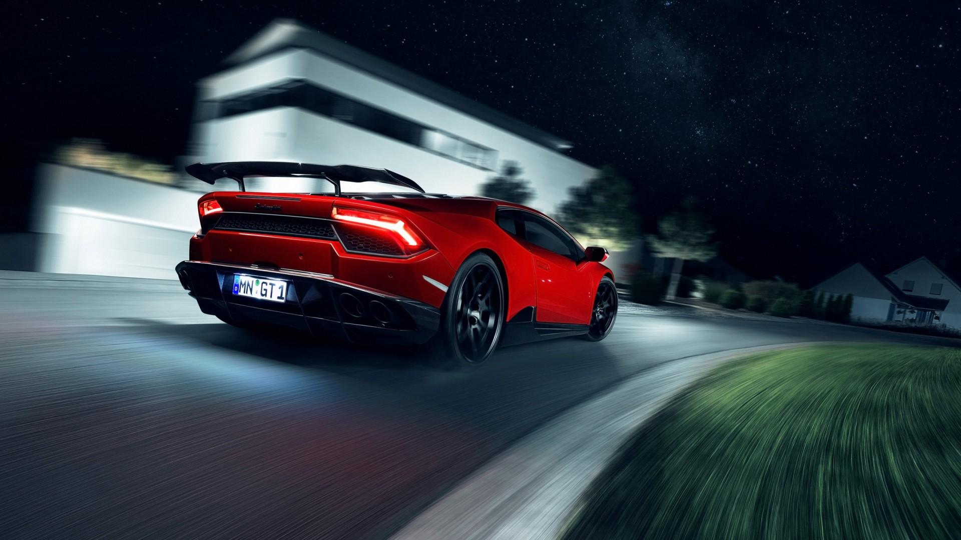 Mustang Car Wallpaper 2016 Novitec Torado Lamborghini Huracan Rwd Coupe 2