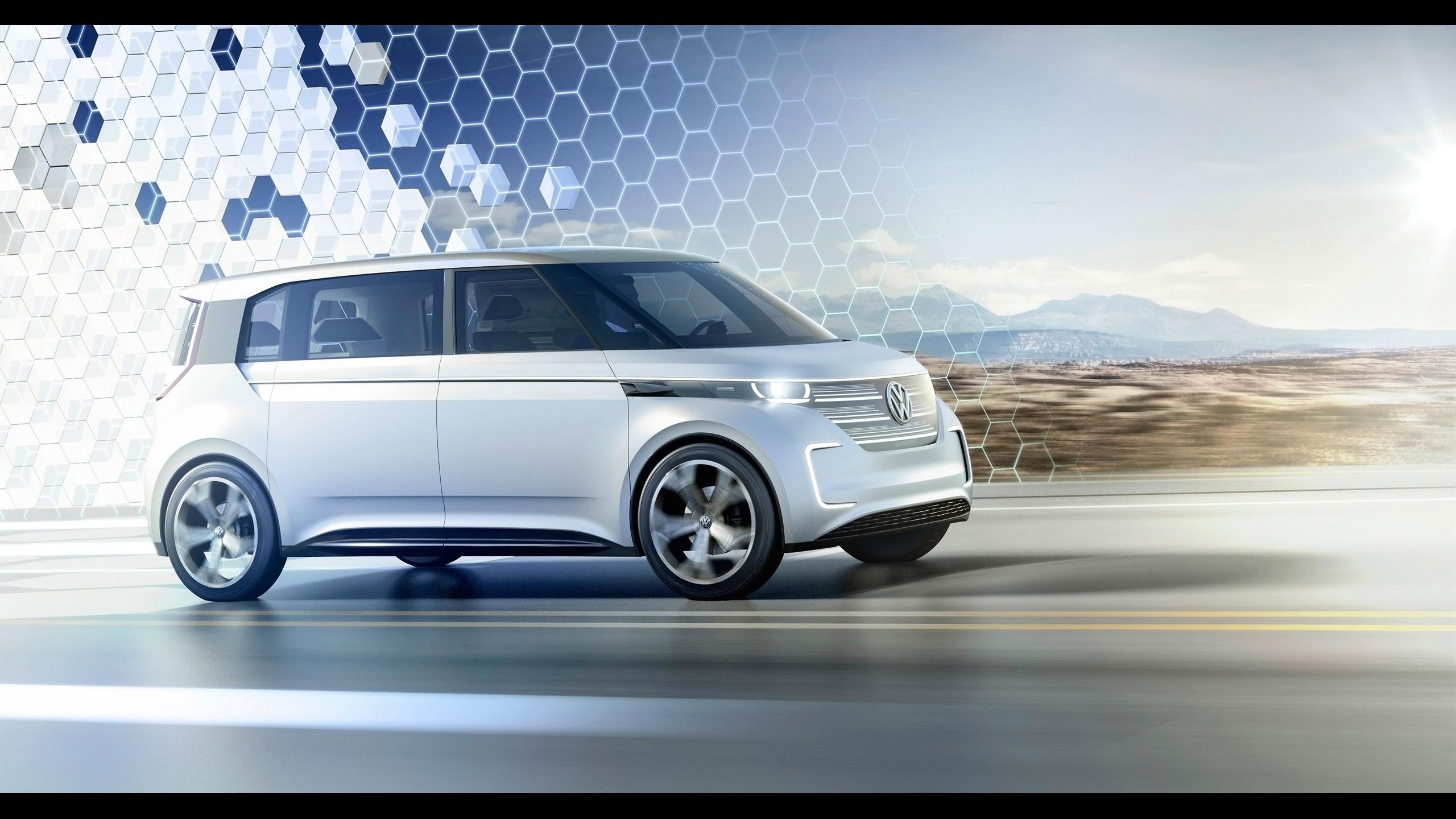 Beetle Car Hd Wallpapers 2016 Volkswagen Budd E Concept Wallpaper Hd Car