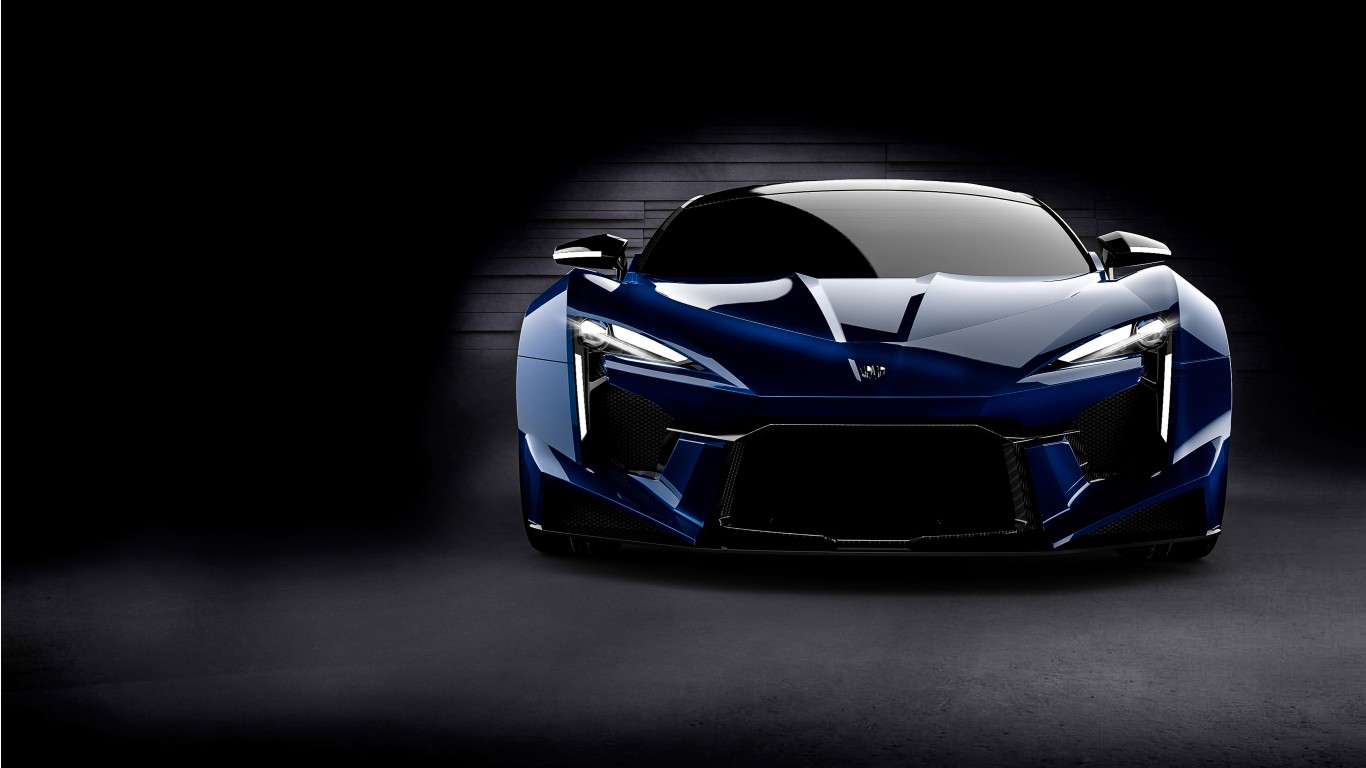 Suzuki Car Wallpaper 2016 W Motors Fenyr Supersport Wallpaper Hd Car