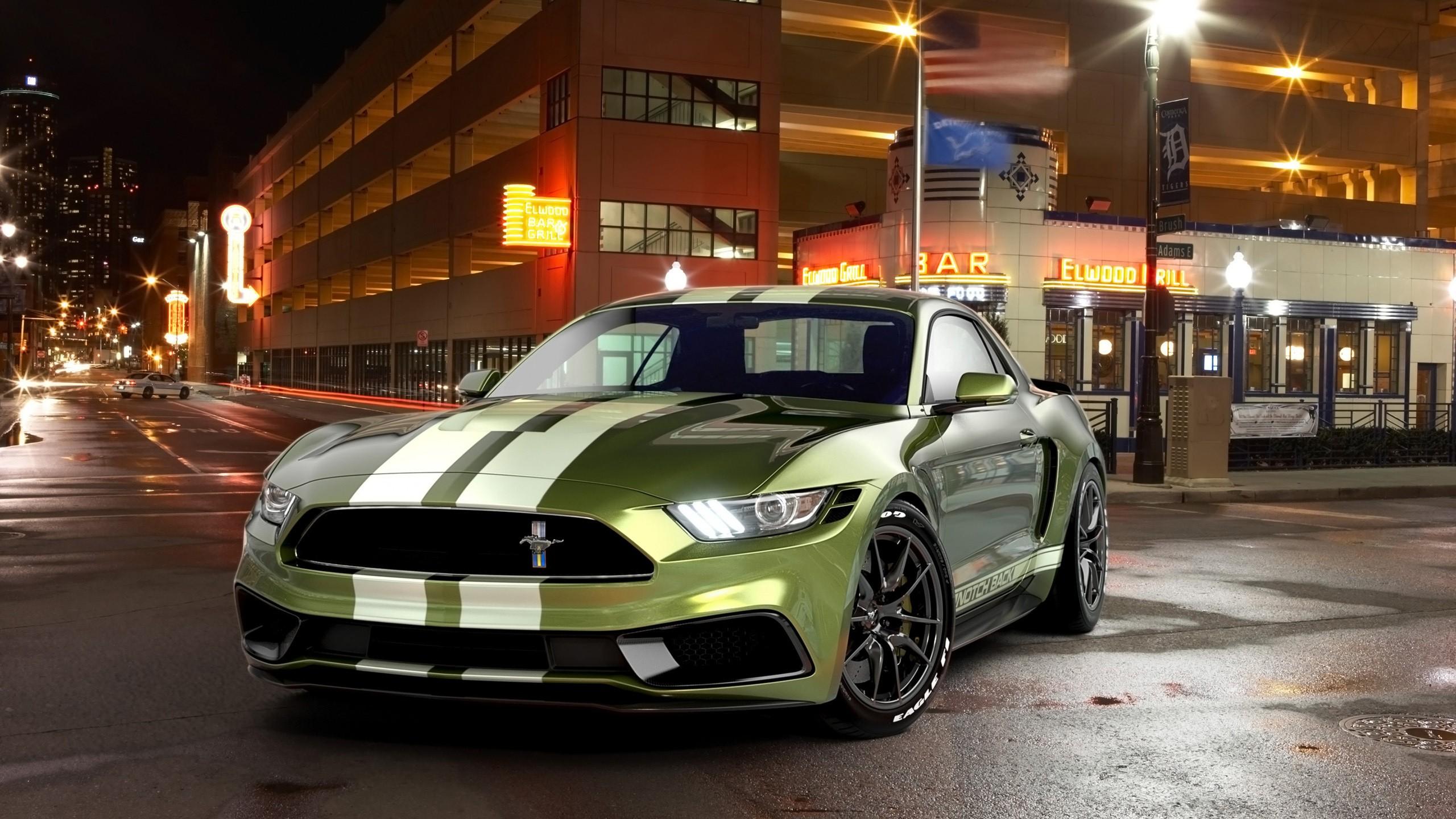 Ultra Hd Wallpapers 8k Cars Pack 2017 Ford Mustang Notchback Design Wallpaper Hd Car