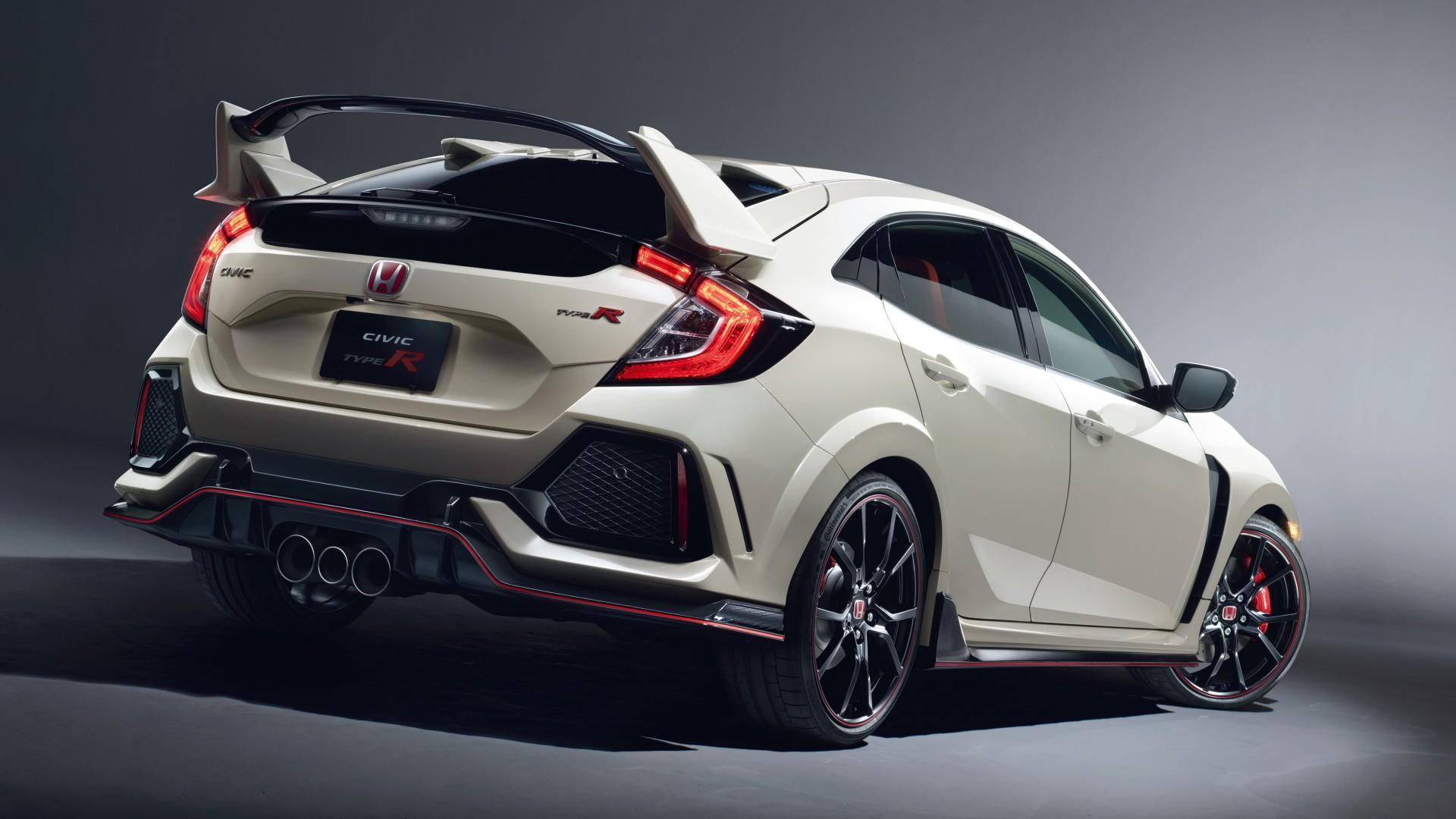 Widescreen Car Wallpapers Hd 2017 Honda Civic Type R 4 Wallpaper Hd Car Wallpapers