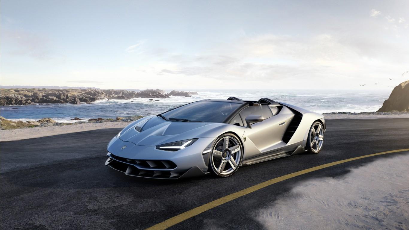 Lamborghini Cars Photos Wallpapers 2017 Lamborghini Centenario Roadster Wallpaper Hd Car