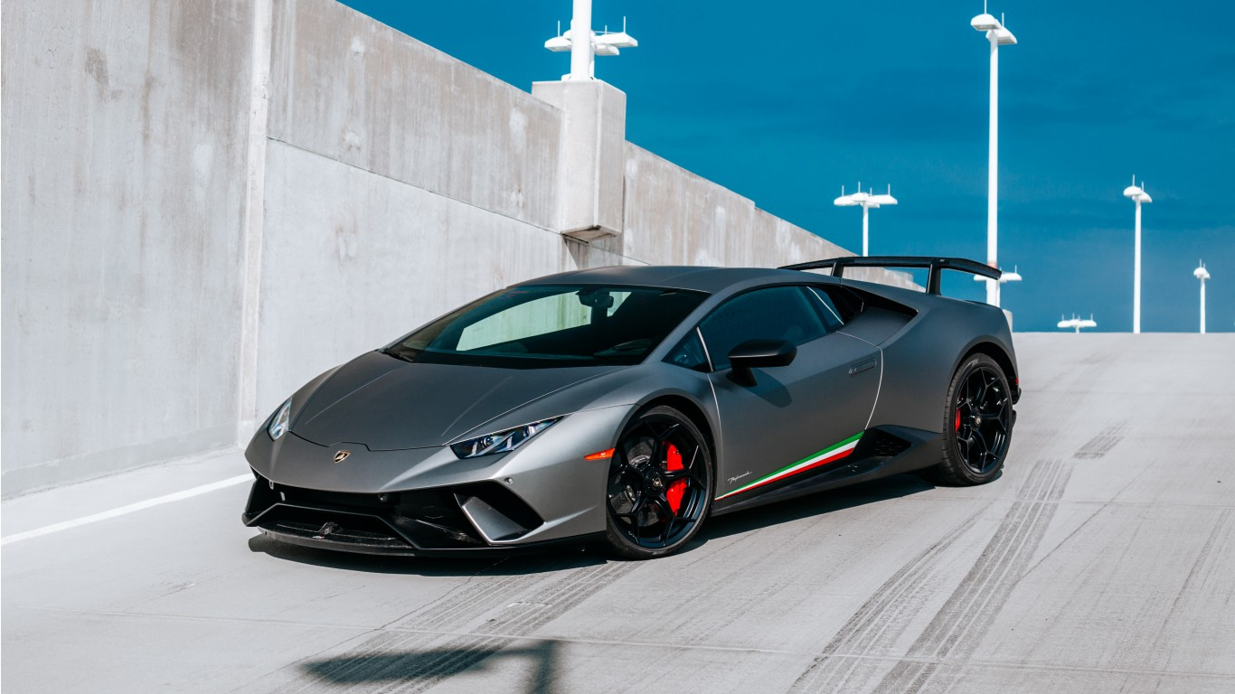Car Wallpaper Hd For Iphone 2017 Lamborghini Huracan Performante 4k 2 Wallpaper Hd