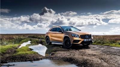 2017 Mercedes Benz GLA 220d 4MATIC AMG Line 4K Wallpaper | HD Car Wallpapers | ID #8965