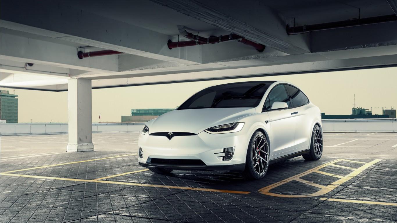 Www Hummer Car Wallpapers Com 2017 Novitec Tesla Model X Wallpaper Hd Car Wallpapers