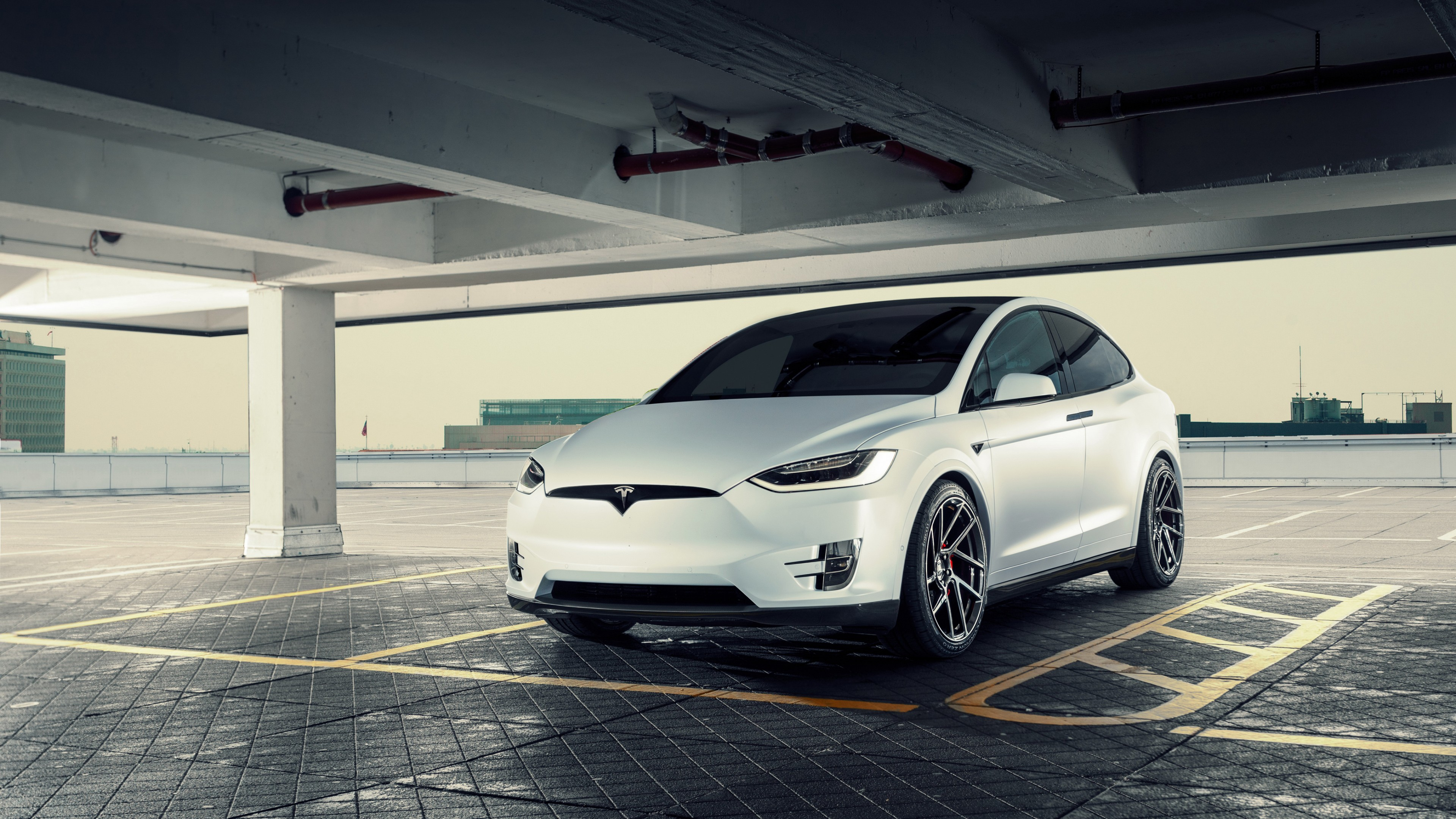 Hd Car Wallpapers For Android Tablets 2017 Novitec Tesla Model X Wallpaper Hd Car Wallpapers