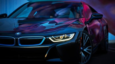 2018 BMW i8 4K Wallpaper | HD Car Wallpapers | ID #9693