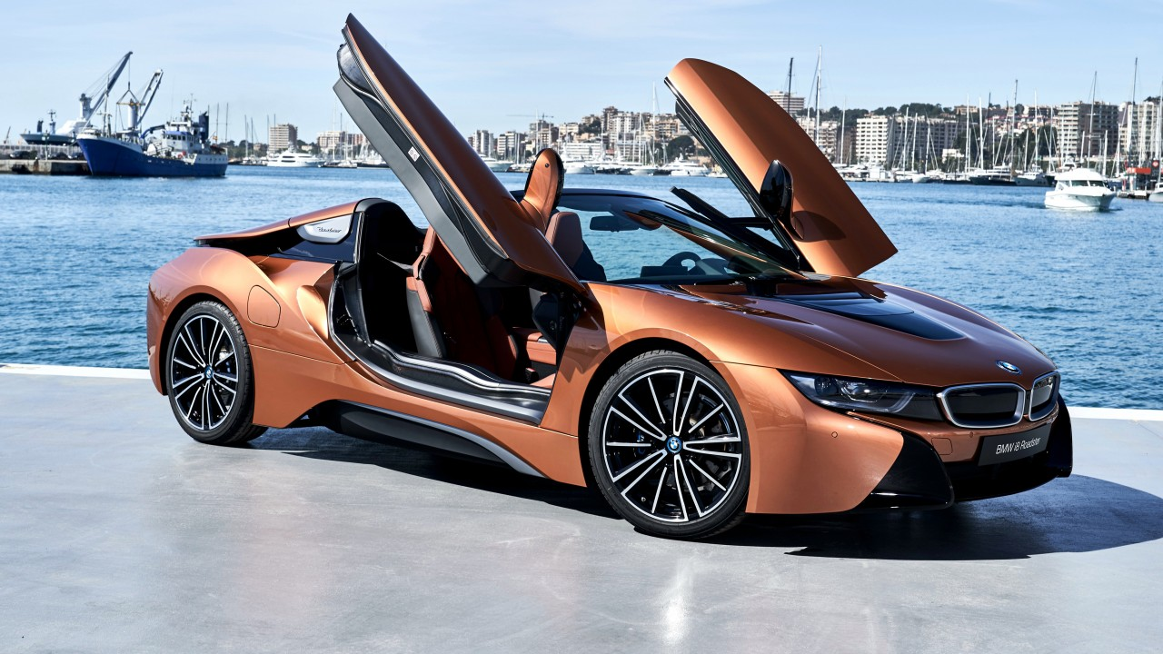 Bmw M Wallpaper Iphone X 2018 Bmw I8 Roadster 4k Wallpaper Hd Car Wallpapers Id