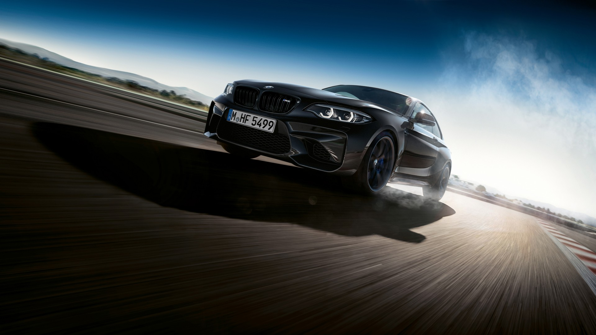 Ultra Hd Wallpapers 8k Cars Pack 2018 Bmw M2 Coupe Edition Black Shadow Wallpaper Hd Car