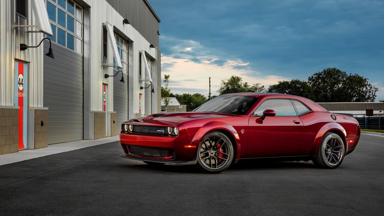 Classic Mustang Car Wallpaper 2018 Dodge Challenger Srt Hellcat Widebody Wallpaper Hd