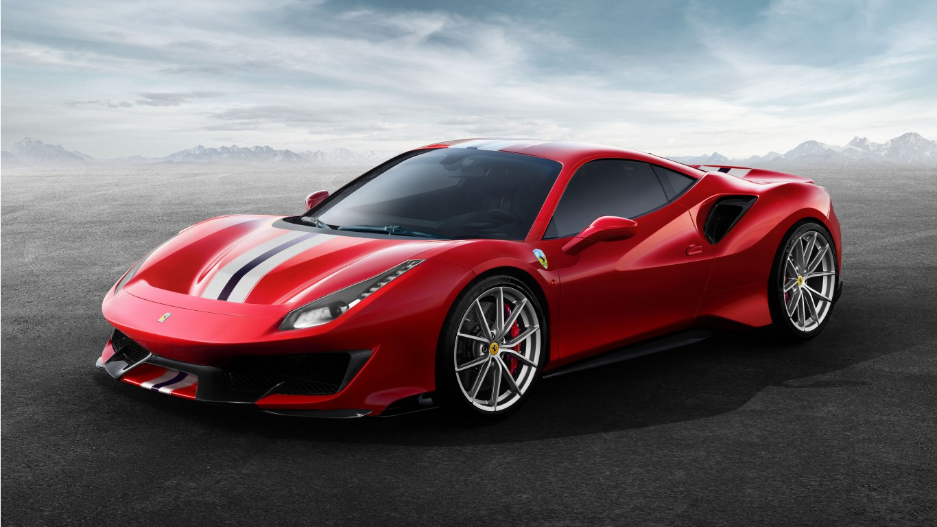 Ferrari Car Wallpaper For Desktop 2018 Ferrari 488 Pista 4k 5 Wallpaper Hd Car Wallpapers