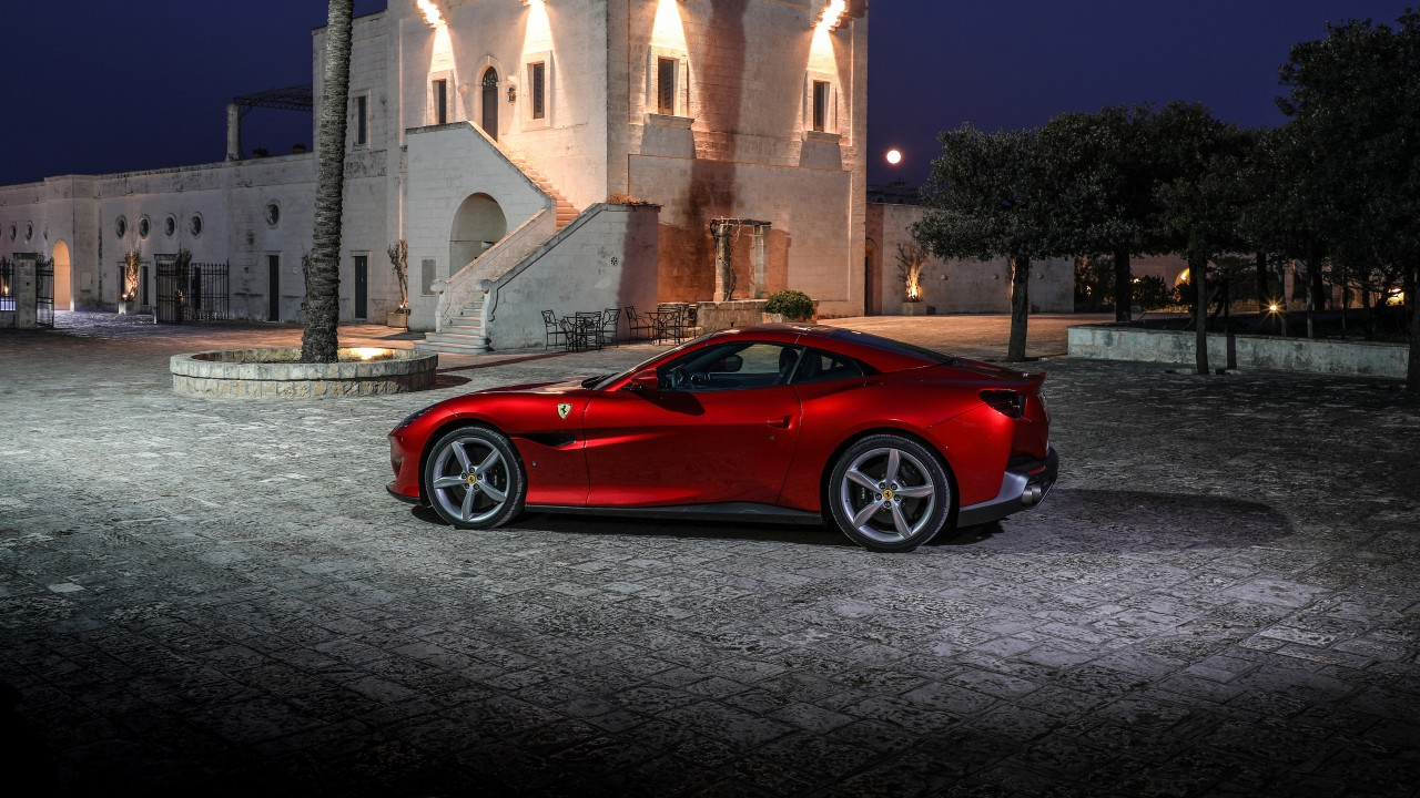 Ferrari Car Wallpaper Hd Download 2018 Ferrari Portofino 4k 2 Wallpaper Hd Car Wallpapers