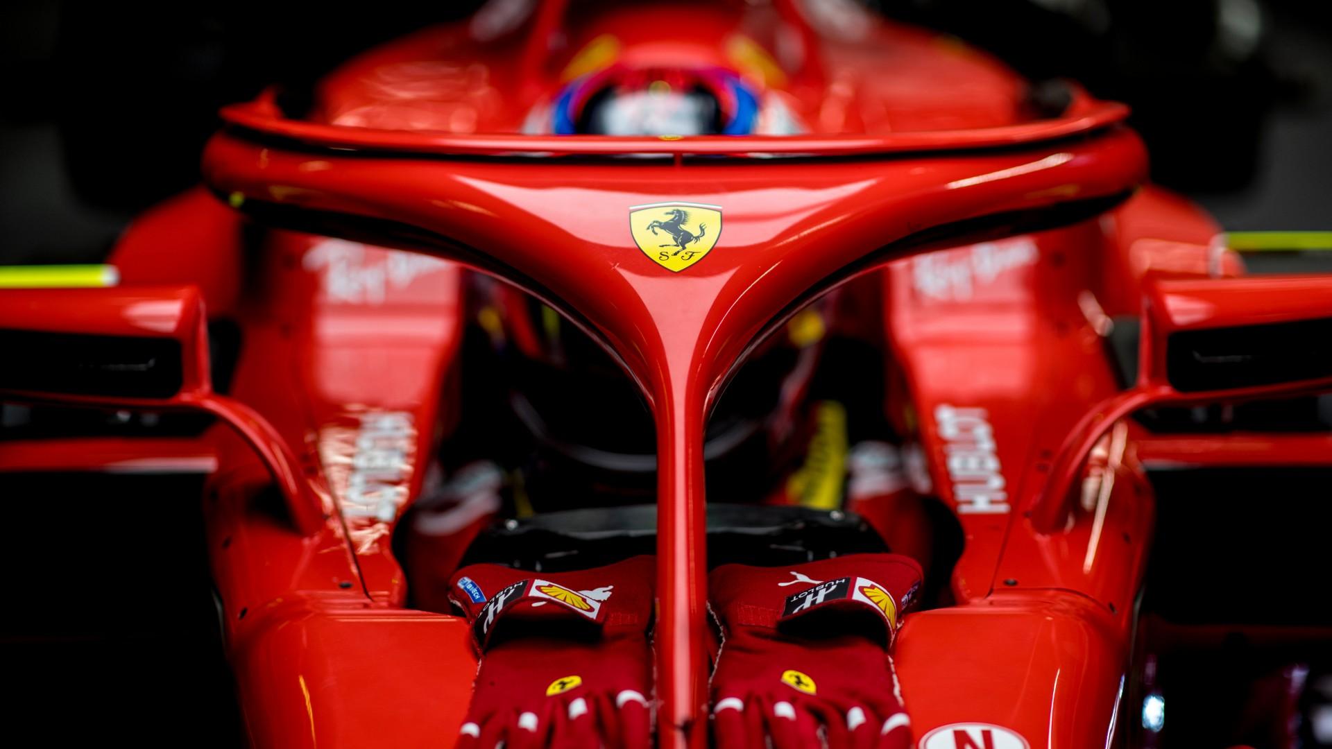2 Monitor Wallpaper Hd 2018 Ferrari Sf71h F1 Formula 1 4k 3 Wallpaper Hd Car