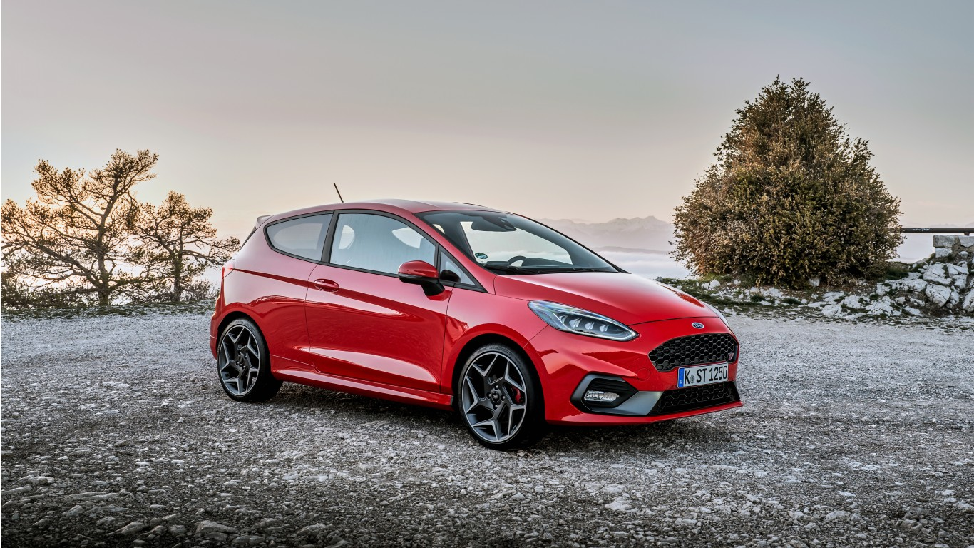 Car Wallpapers 4k Bentely 2018 Ford Fiesta St 3 Door 4k Wallpaper Hd Car