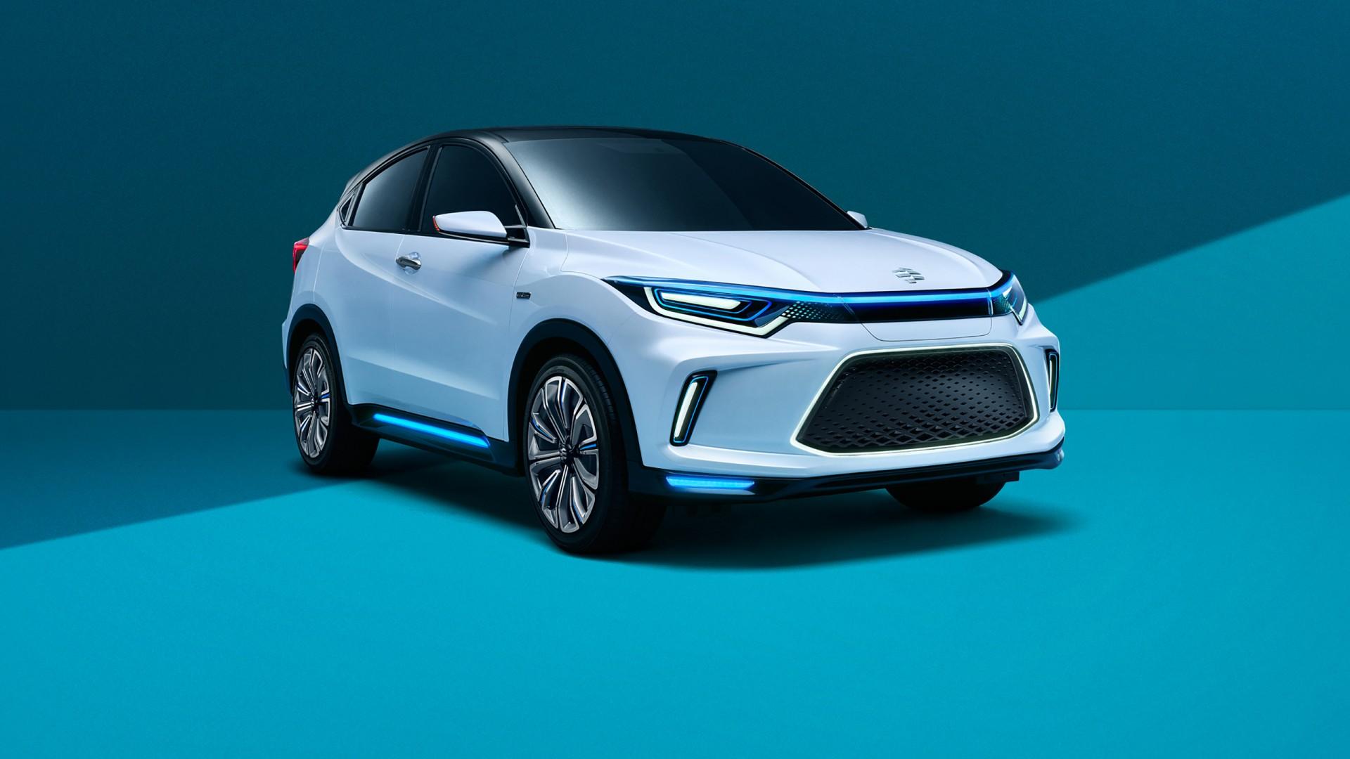 Desktop Sports Car Wallpapers 2018 Honda Everus Ev Concept Wallpaper Hd Car Wallpapers