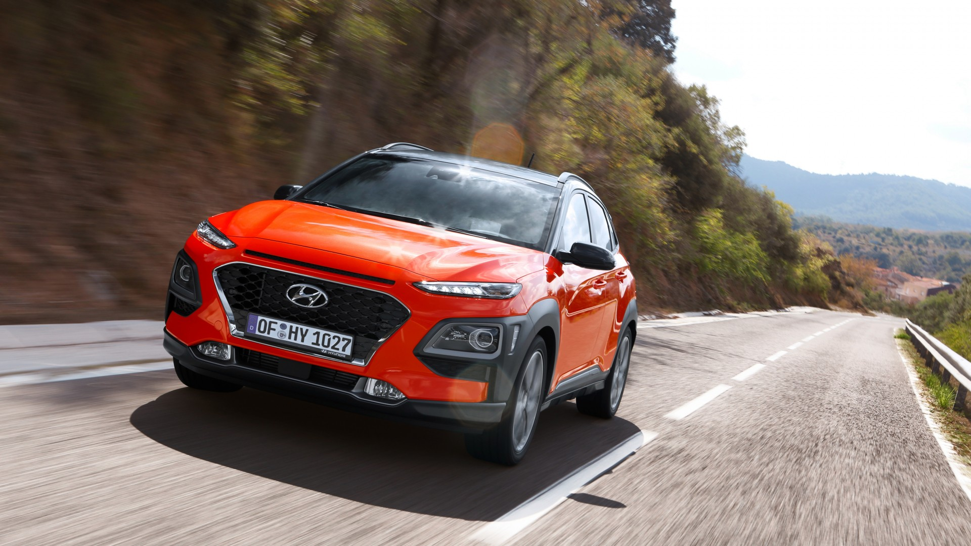 Hd Jaguar Car Wallpaper Download 2018 Hyundai Kona 4k 5 Wallpaper Hd Car Wallpapers Id