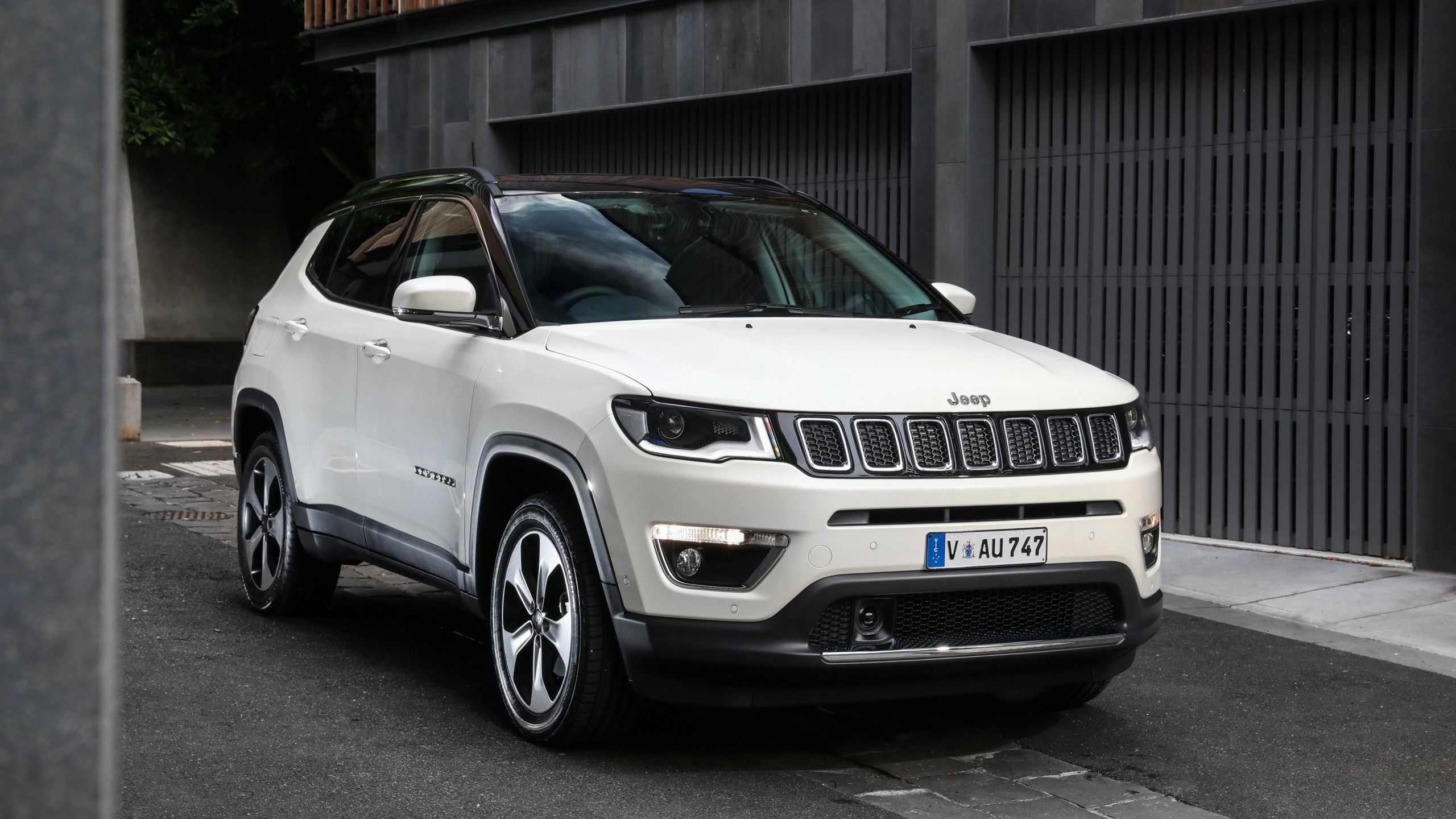 Hd Car Wallpapers For Android Tablets 2018 Jeep Compass Limited 4k 2 Wallpaper Hd Car