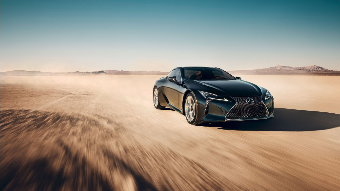 Land Rover Car Hd Wallpaper Download 2018 Lexus Lc 500 11 Wallpaper Hd Car Wallpapers Id 8056