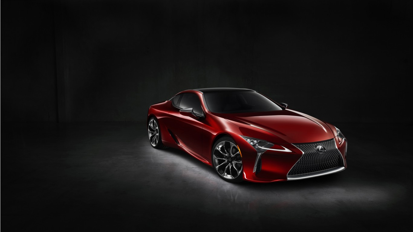 Toyota Camry Hd Wallpapers 2018 Lexus Lc 500h Wallpaper Hd Car Wallpapers Id 6219