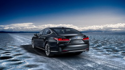 2018 Lexus LS 500h 3 Wallpaper | HD Car Wallpapers | ID #7495