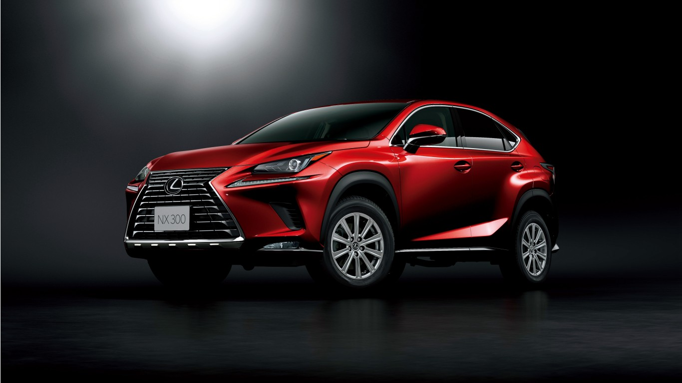 Land Rover Car Hd Wallpaper Download 2018 Lexus Nx 300 4k Wallpaper Hd Car Wallpapers Id 8675