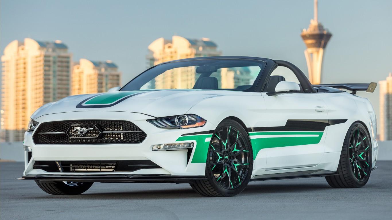 Jaguar Car Wallpapers Free Download 2018 Mad Industries Ford Mustang Convertible 4k Wallpaper