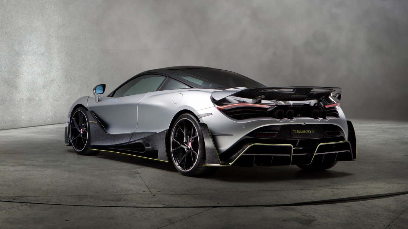 Tuning Cars Wallpapers Hd 2018 Mansory Mclaren 720s First Edition 4k 3 Wallpaper