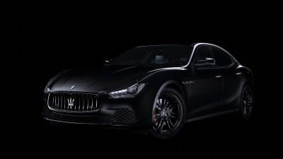 2018 Maserati Ghibli Nerissimo Black Edition 4K Wallpaper | HD Car Wallpapers | ID #8188