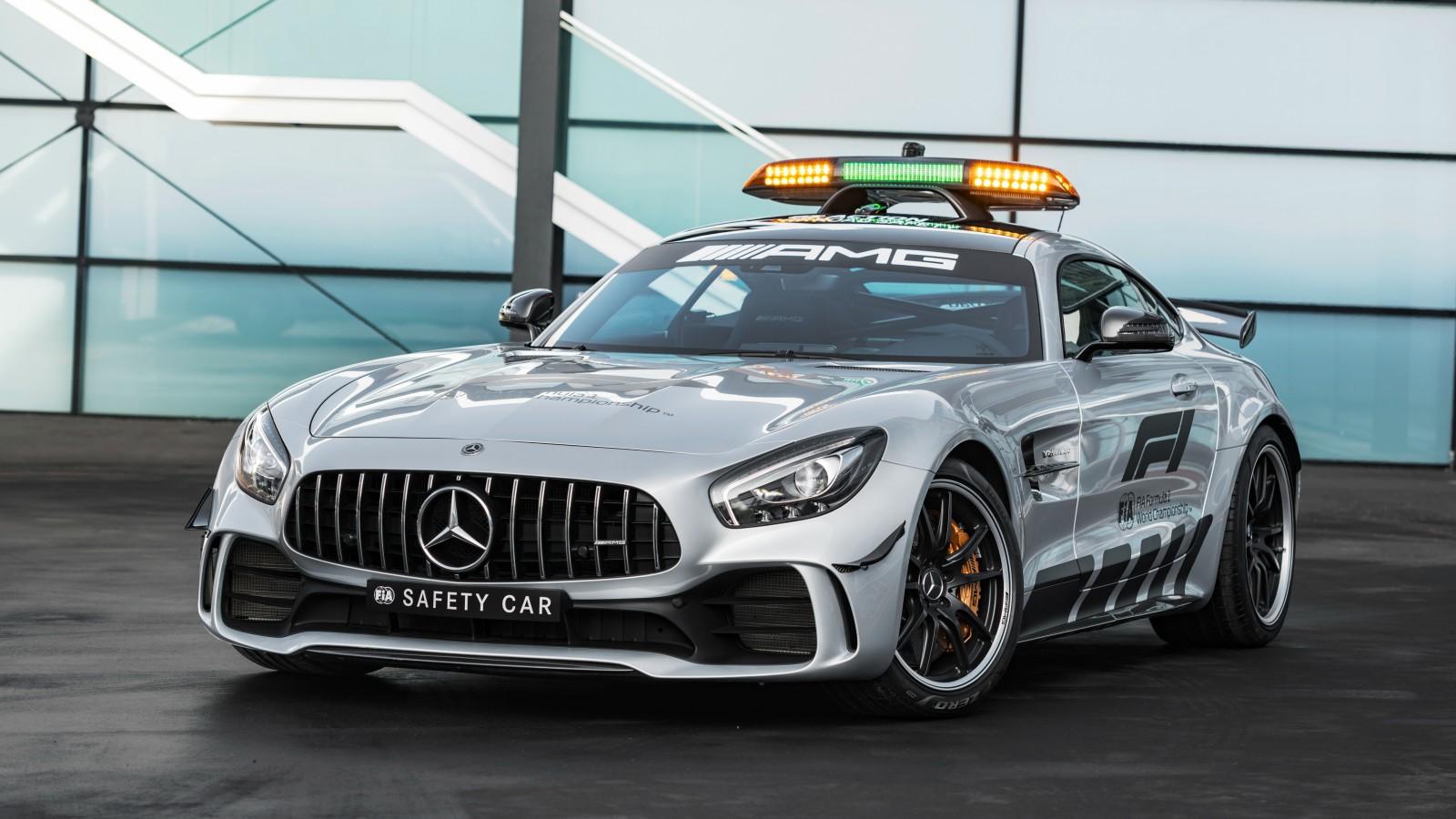 Sport Car Wallpapers Download 2018 Mercedes Amg Gt R F1 Safety Car 4k Wallpaper Hd Car