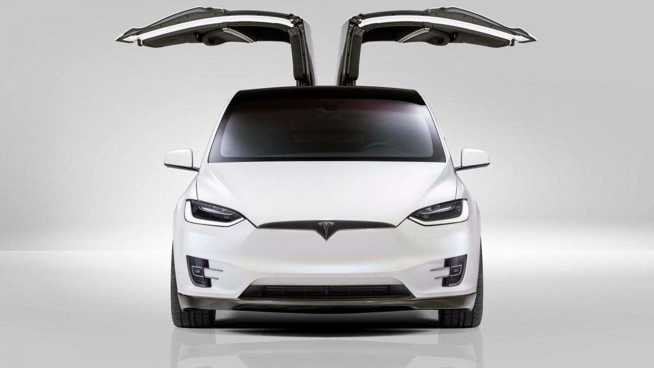 Car Wallpaper For Ipad Mini 2018 Novitec Tesla Model X 4k Wallpaper Hd Car