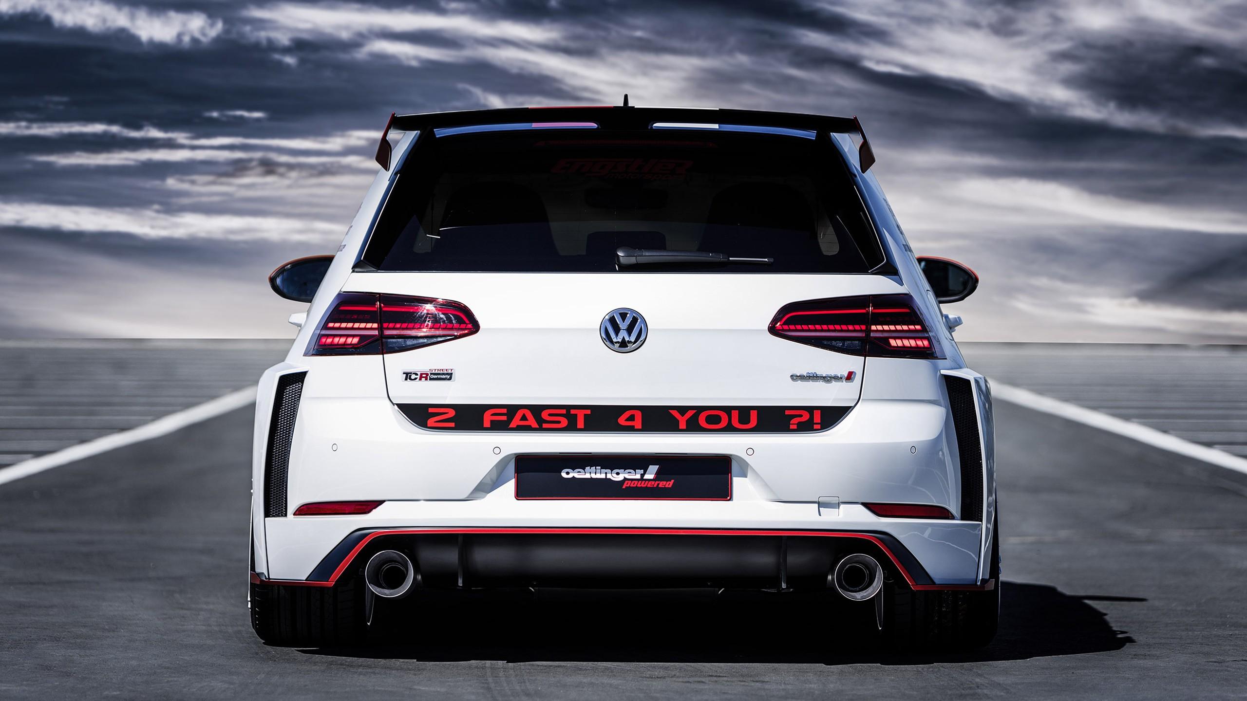Vw Beetle Iphone Wallpaper 2018 Oettinger Volkswagen Golf Gti Tcr Germany Street 2
