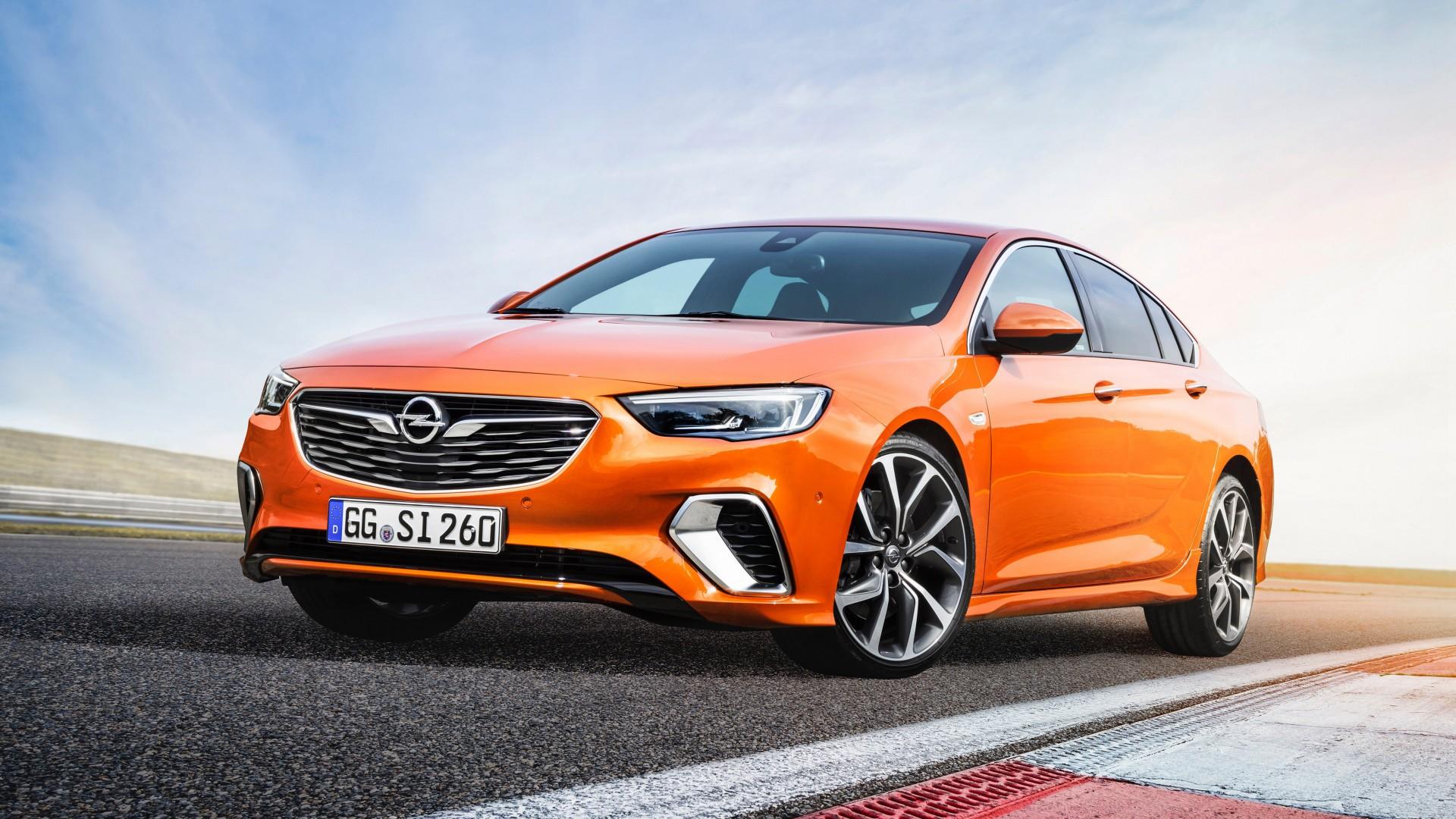 Bmw Concept Car Wallpaper 2018 Opel Insignia Gsi 4k Wallpaper Hd Car Wallpapers