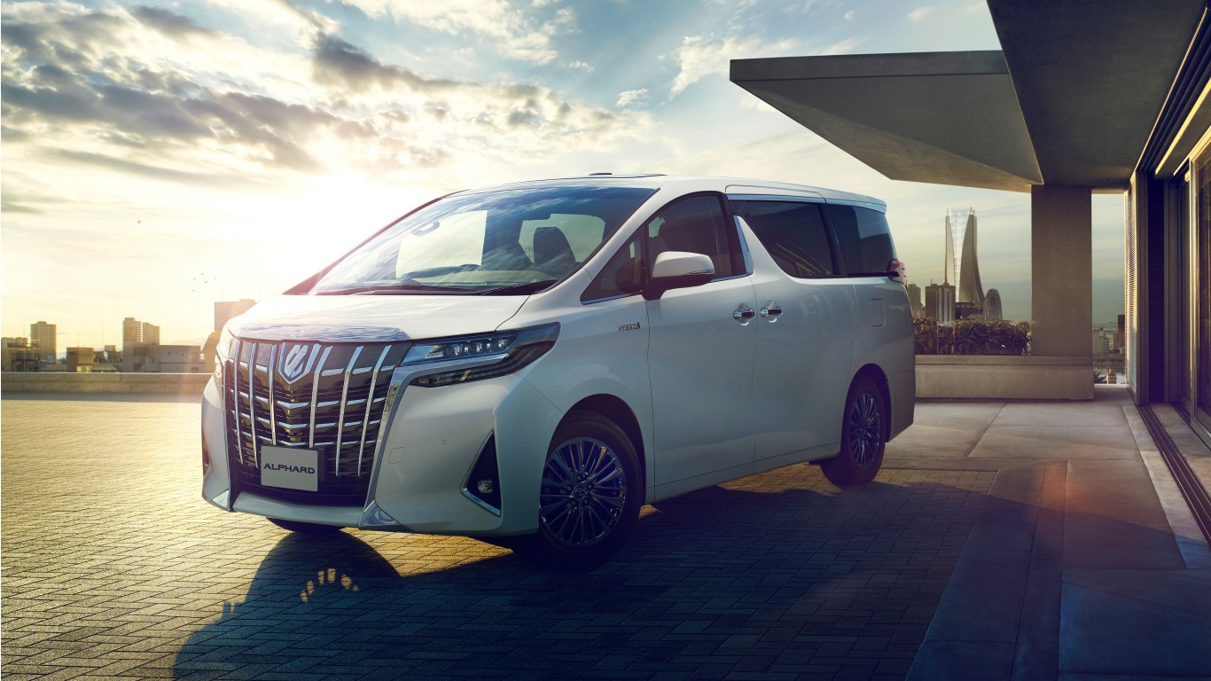 Car Wallpaper Cadillac 2018 2018 Toyota Alphard Executive Lounge 4k Wallpaper Hd Car